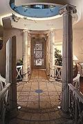 Современный интерьер в Античном стиле, довольно часто дополняется...