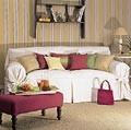 Интерьер выполнили в традициях классического американского стиля с...
