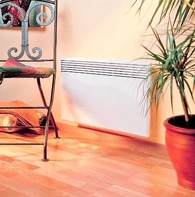 Отопление с помощью электроконвекторов