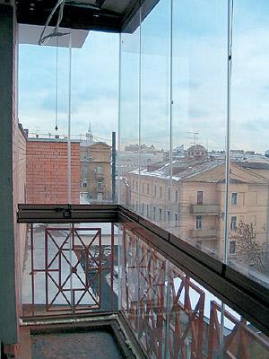 Безрамное остекление балкона финское остекление балконов пластик раздвижные