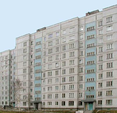 Двухкомнатная квартира в доме серии 111-90.