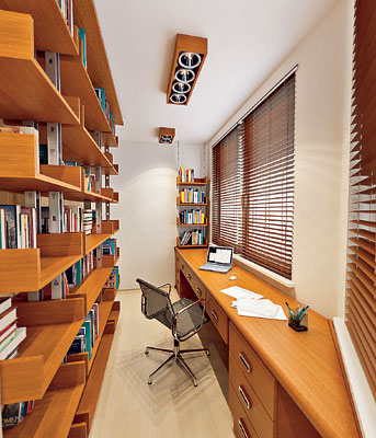 Пять дизайн-проектов квартир в панельном доме серии ип-46с.