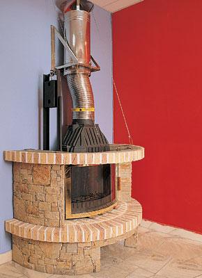 Дымоходы для камина недорого купить дымоход из нержавеющей стали у производителя