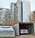 Квартира для машины