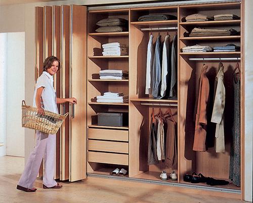 Дизайн встроенных шкафов: 12 фото в интерьере AD Magazine 66
