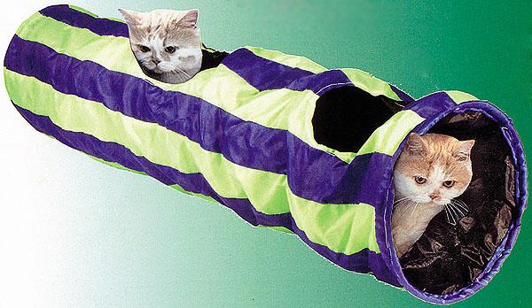 Своими руками тоннель для кошки