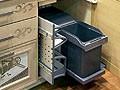 Системы хранения на кухне.