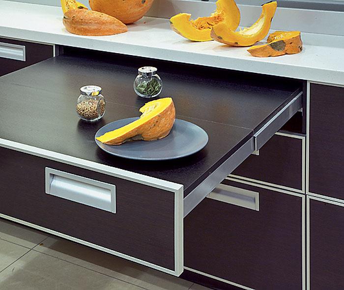 """Модель кухни  """"Викинг А """" - прекрасный образец современного"""