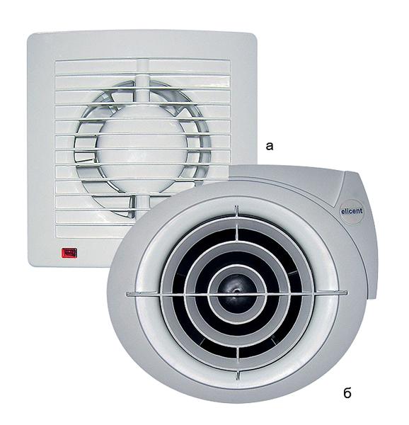 вентилятор на вытяжку с нагревателем