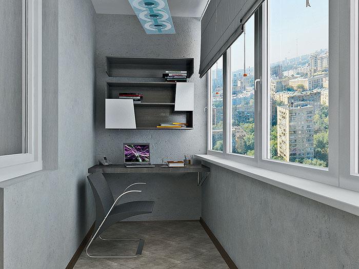 Четыре дизайн-проекта квартир в панельном доме серии п-3м.