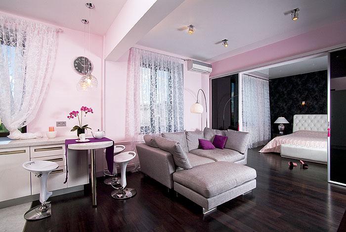Описание интерьеры комнатных квартир. фото ремонта в двухкомнатной.