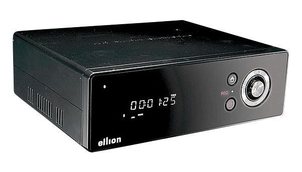 Мультимедийный рекордер ellion hmr-550h