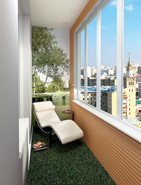 Балкон. хвасталка. - littleone 2009-2012.