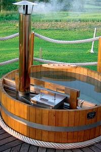 Ванна для бани: как выбрать качественную деревянную купель