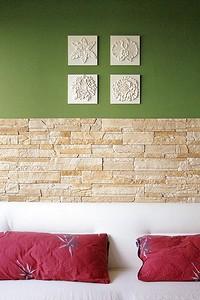 Материалы для отделки стен: модные тенденции