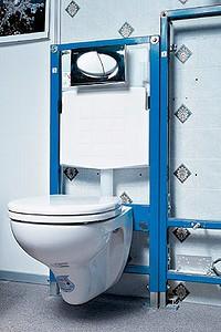 Системы инсталляций для ванных комнат