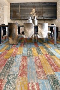 Модные тенденции в дизайне керамической плитки и керамогранита