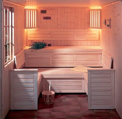 Как устроена русская баня комната отдыха парная и предбанник
