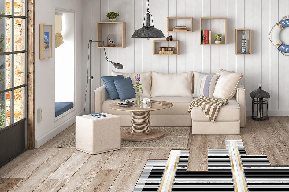 Как выбрать электрический теплый пол - советы владельцу жилья