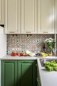 10 советов и идей для владельцев крошечных кухонь