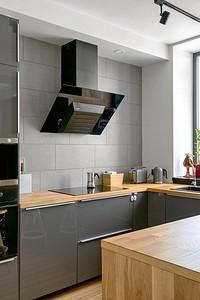 Кухня в студии: функциональный интерьер, продуманный до мелочей