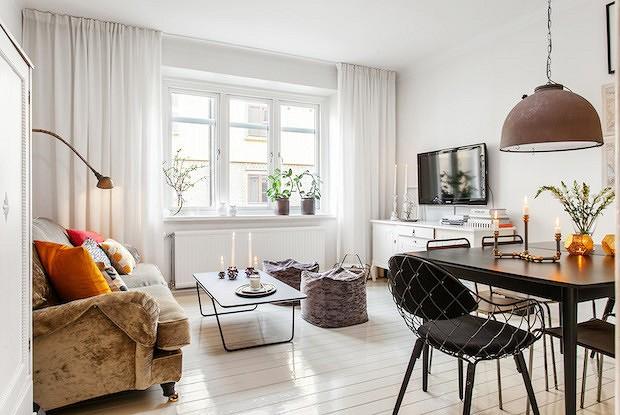 Как выбрать стиль интерьера квартиры