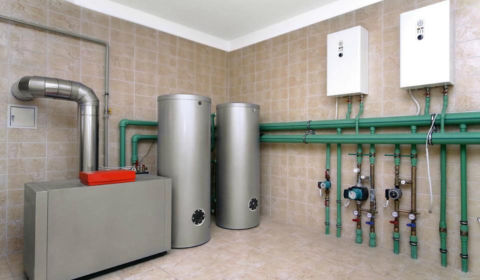 Установка газгольдера для частного дома монтаж на участке