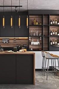 Маленькая кухня: 8 потрясающих идей для хранения