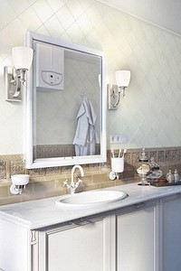 7 ванных комнат, в которых гениально решена проблема с нехваткой места