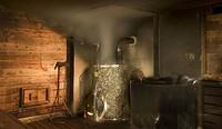 Установка банной печи: основные правила
