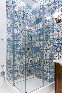 Раскладка плитки в ванной: 6 по-настоящему простых и эффектных идей