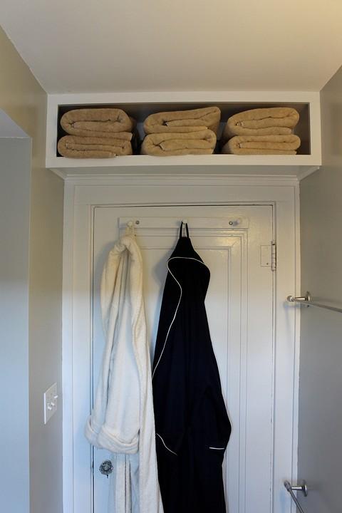 Самодельная полка для полотен&#...