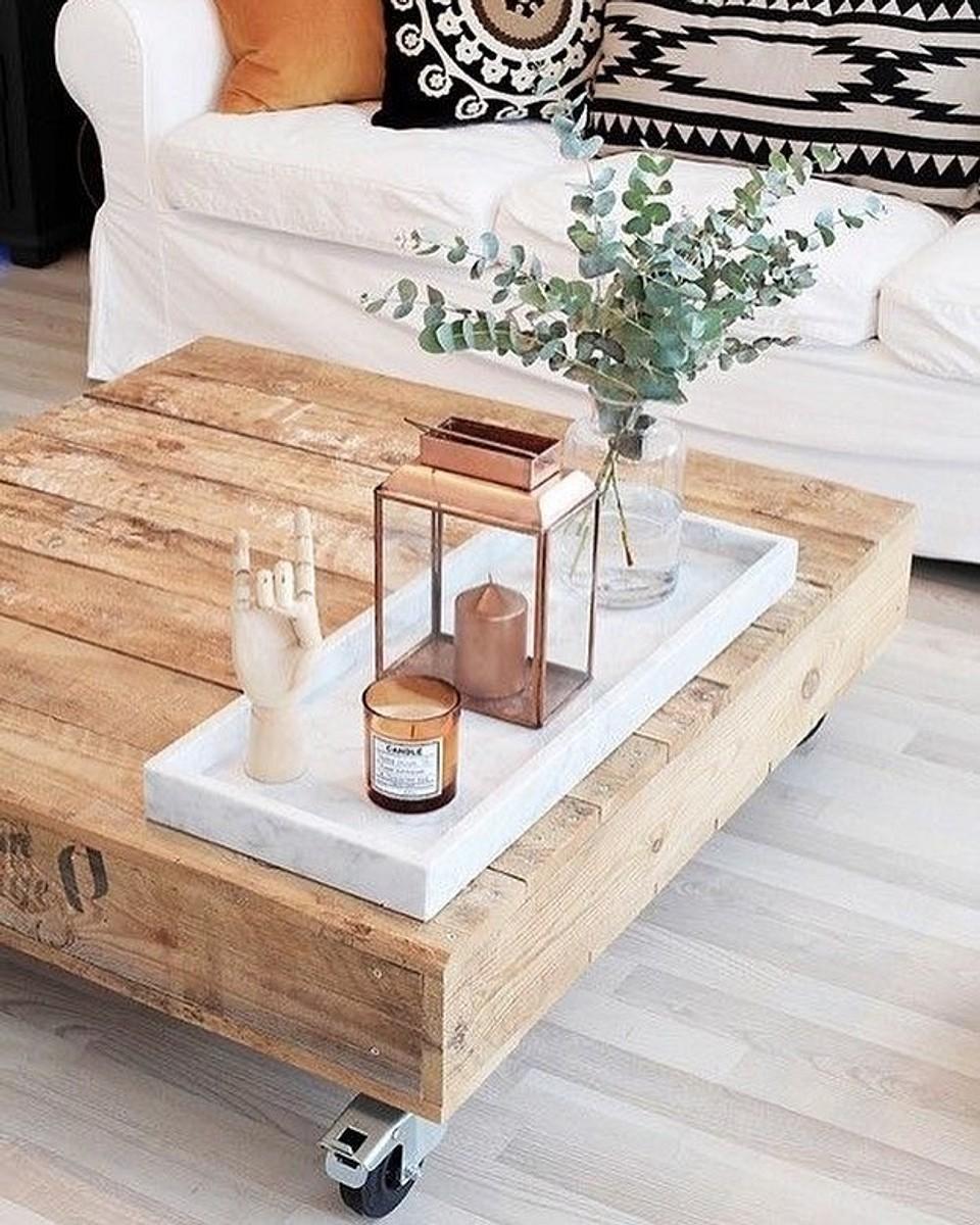 9 предметов для дома, которые можно сделать из обычных палет
