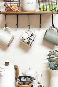 10 кухонь, которые вдохновят вас на открытое хранение