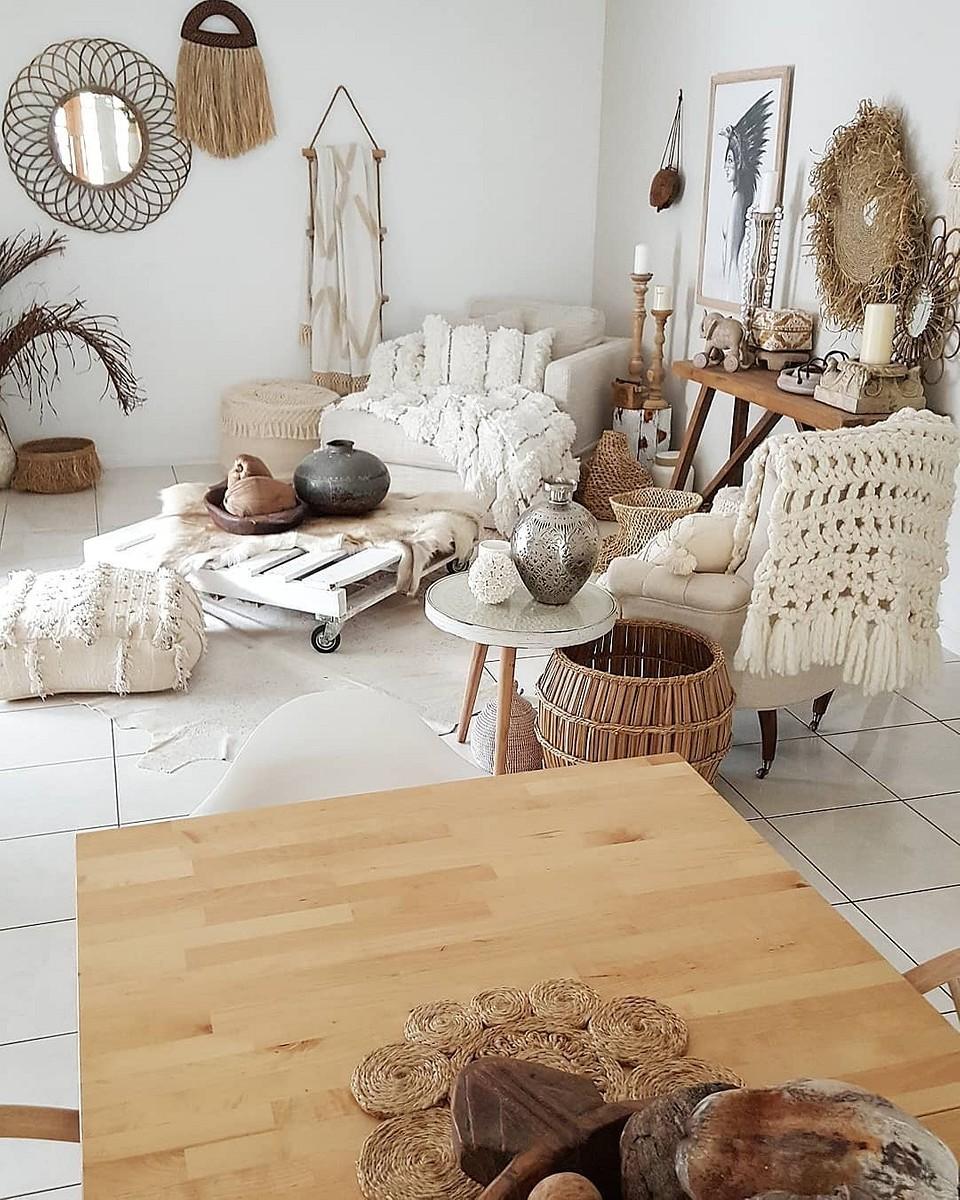 Скандинавский бохо: как создать интерьер в самом модном стиле сезона