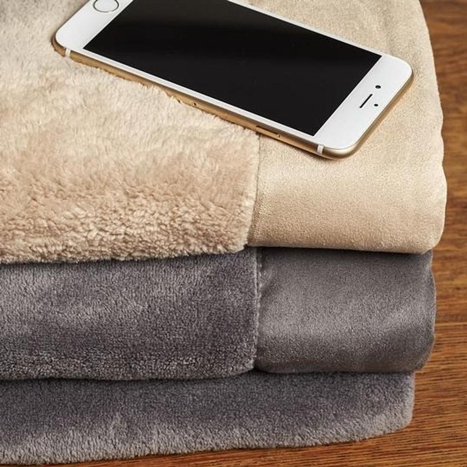 Одеяло, которое очищает экран с...