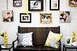 Оформление стены фотографиями: самые удачные идеи для создания домашней галереи