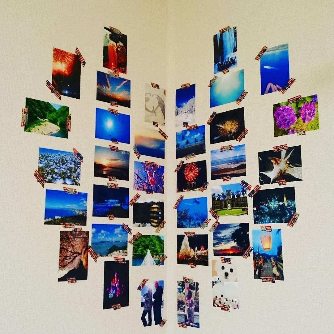 проникновение распечатка фотографий на стену отцы видели этом