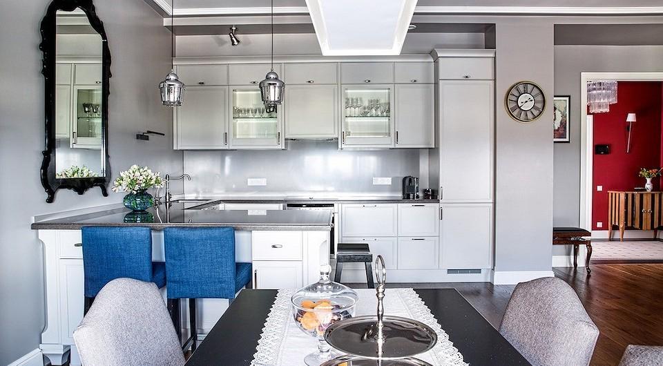 Кухонная композиция оформлен&#1...