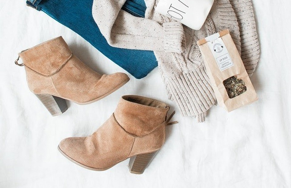 Как почистить обувь без мучений