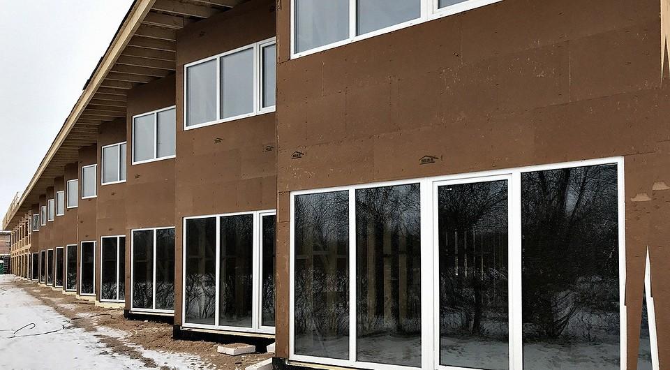 Обшивка блокхаусом или фасадн&#...
