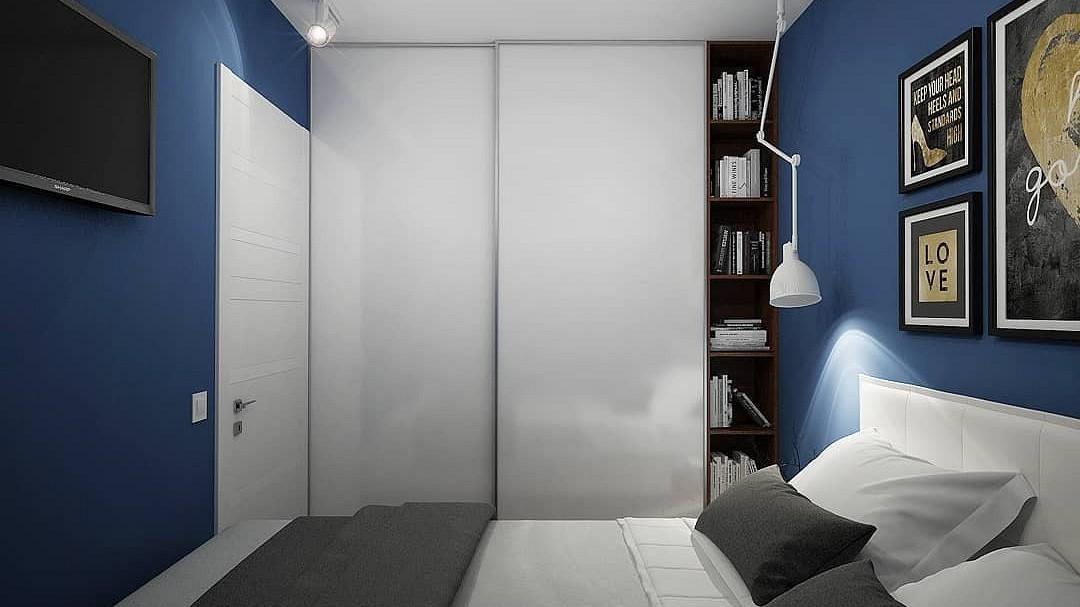 идея комнаты без окна фото паху может возникнуть