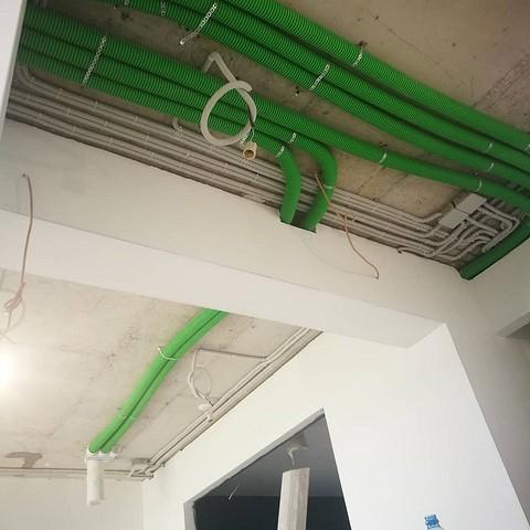 Это трубы приточной вентиляци&#...