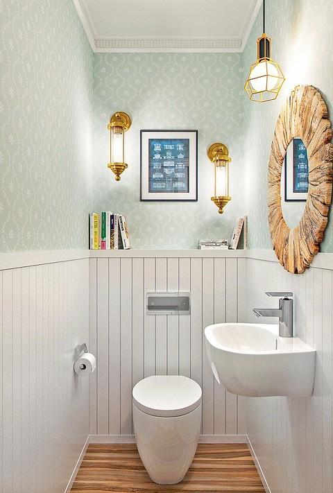 Туалет вынесен в отдельное пом&...