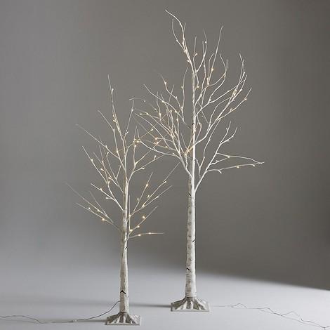 Дерево новогоднее светящееся Urna, 120 см