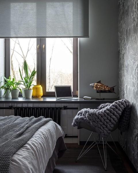 Подоконник-столешница в комнате: как создать функциональный уголок в квартире