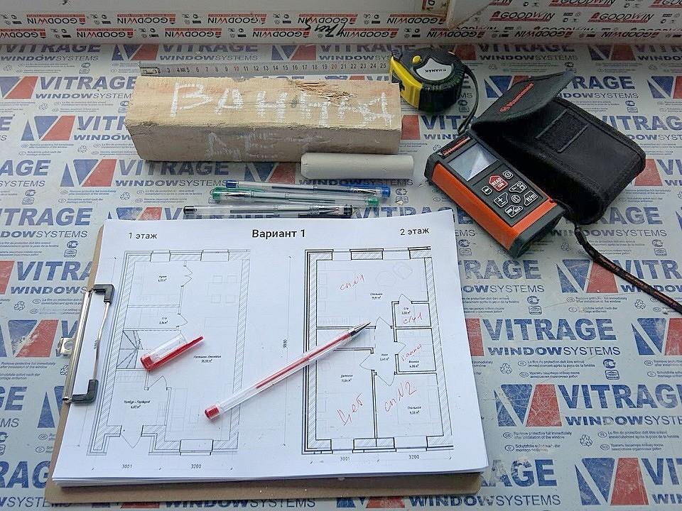 Обмерный план квартиры: с чего начать, что не забыть и зачем вообще он нужен?