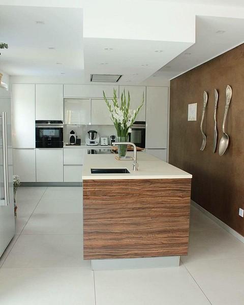 Акцентная стена на кухне: 7 лучших идей для вдохновения
