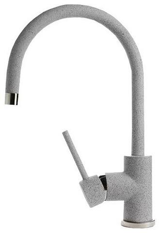 Однорычажный смеситель GranFest 3023501 (гранит)
