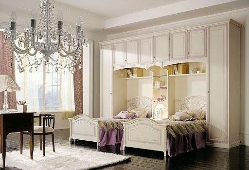 Комната для девочки в классиче&...